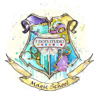"СП""Magic School"" by 7 Dots Studio с Юлей Тирской!"