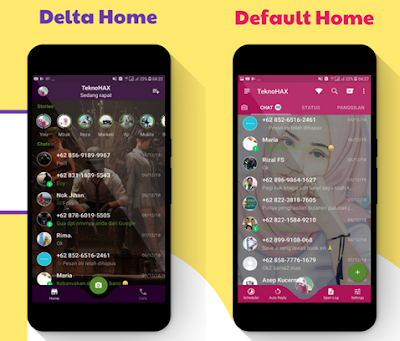 Free Download GB Whatsapp delta Apk Mod Versi Terbaru 2019
