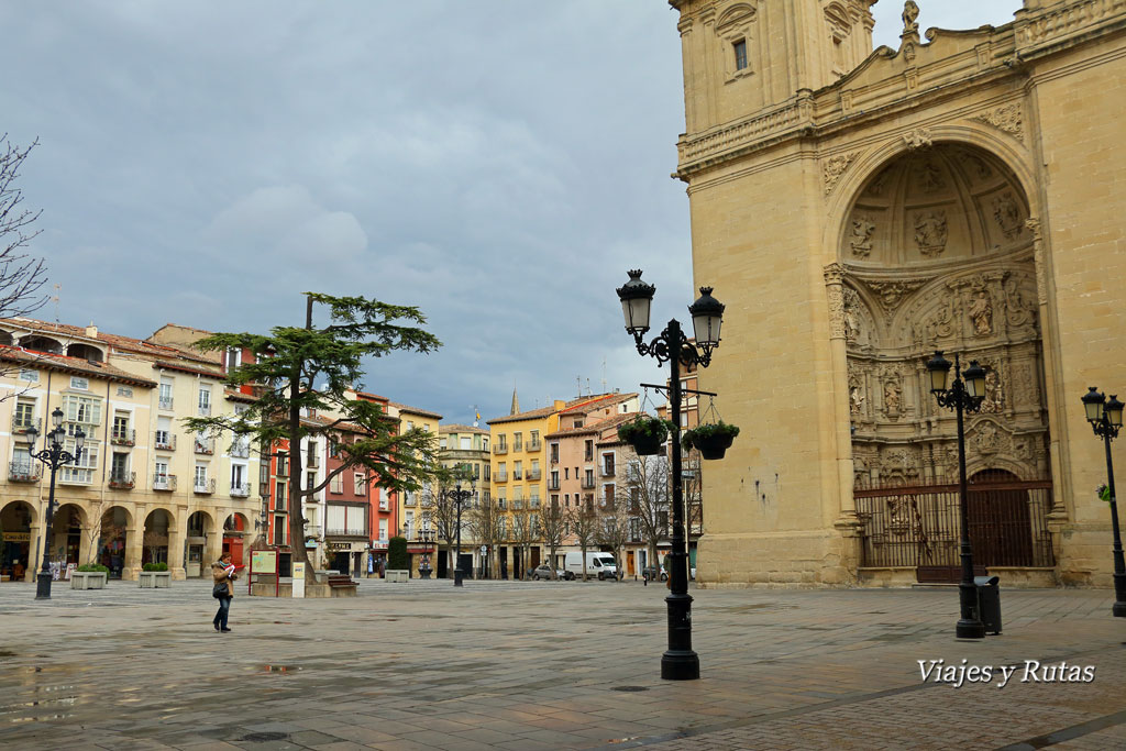 Plaza del Mercado, Logroño