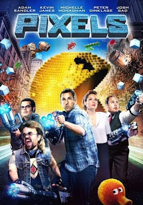 pixels 2015 Hindi Dual Audio BluRay | 720p | 480p | Watch Online and Download
