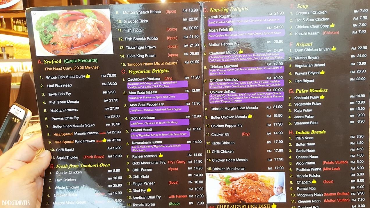 The heng family travel lifestyle blog jb modernist for 7 spices asian cuisine