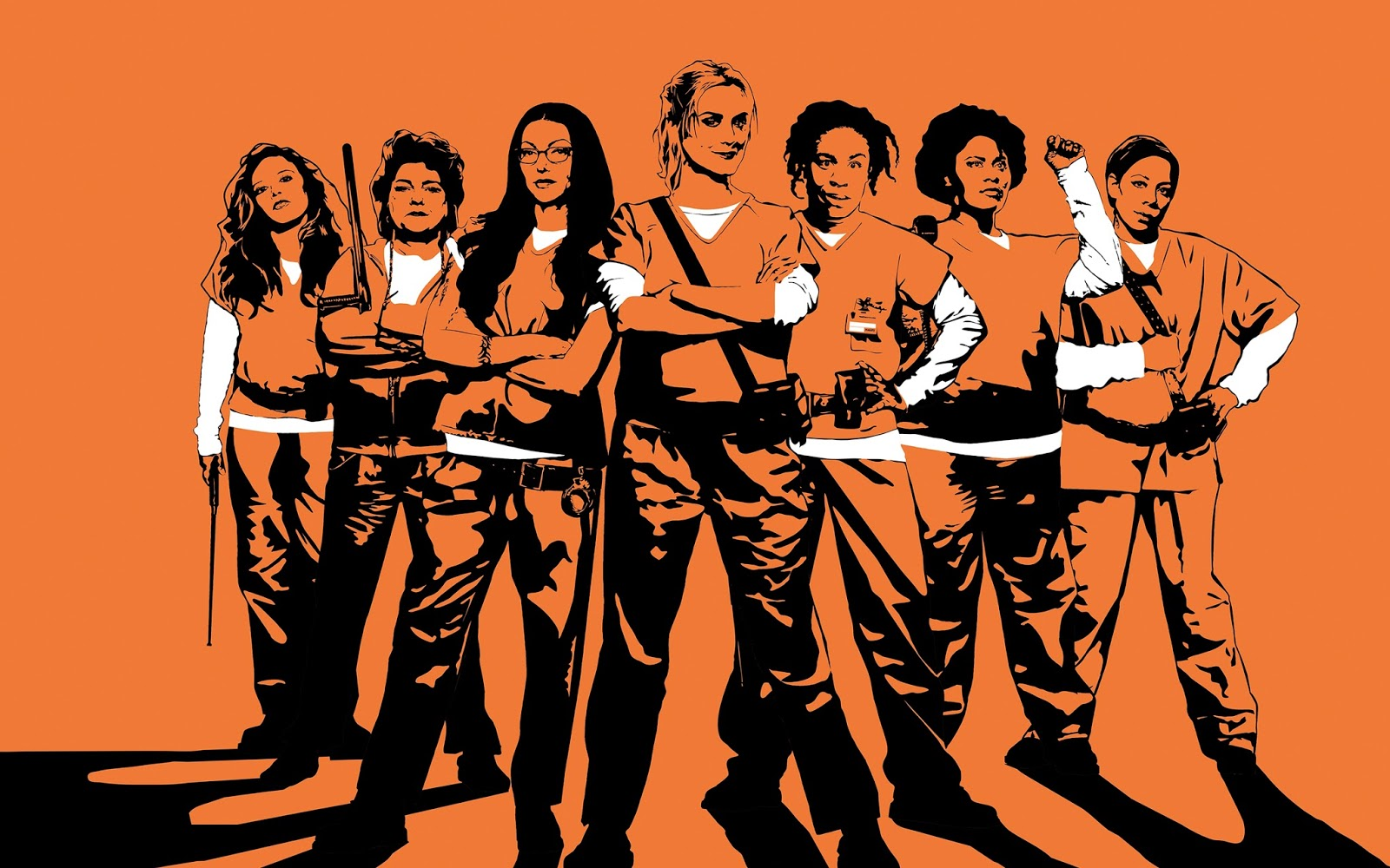 'Orange is the New Black': Quinta temporada