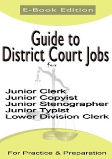 District Court Jobs Book