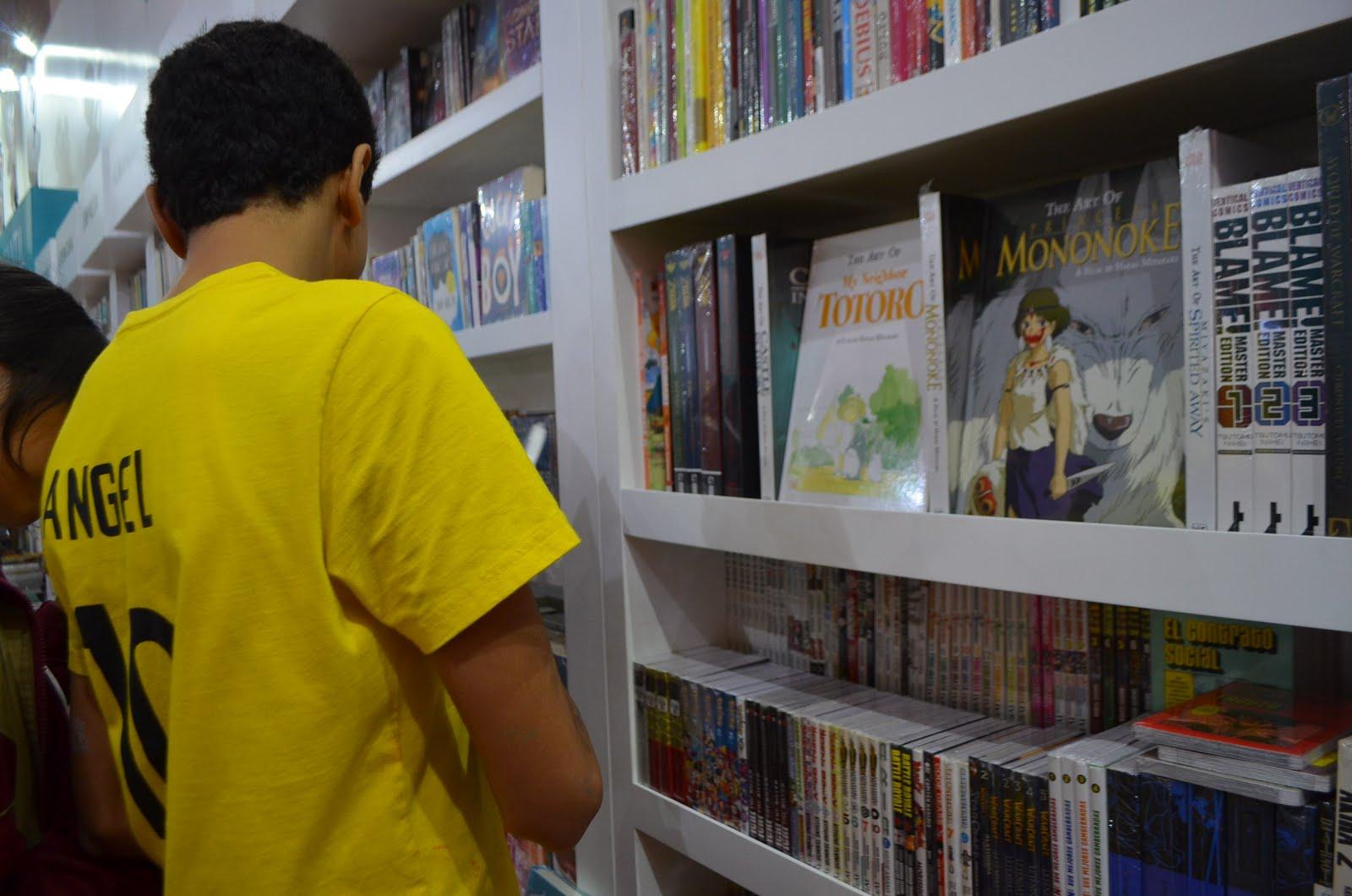 Dónde Comprar Mangas Y Cómics En La Feria Del Libro De Lima 2018 Otaku Press