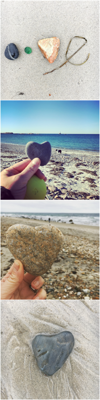 beach rocks, beach love, beach combing