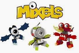 Lego Mixels