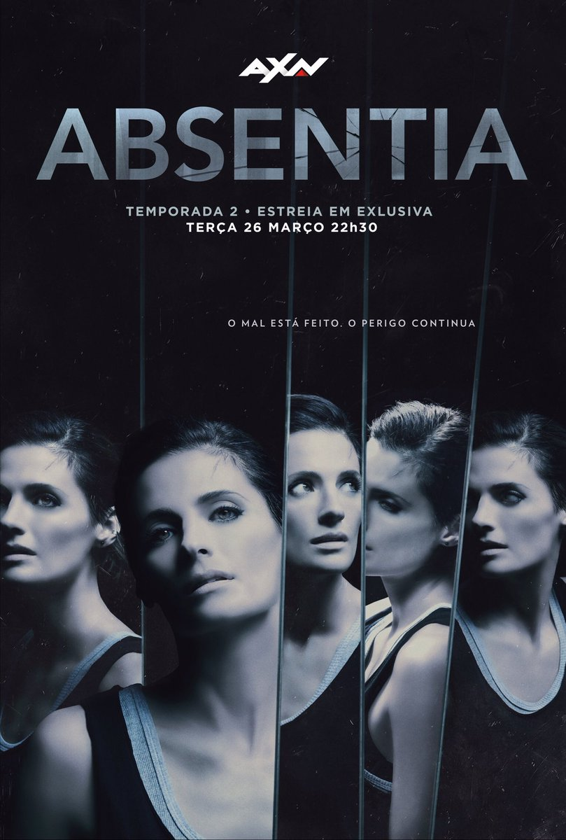 Absentia – Saison 2 [Streaming] [Telecharger]