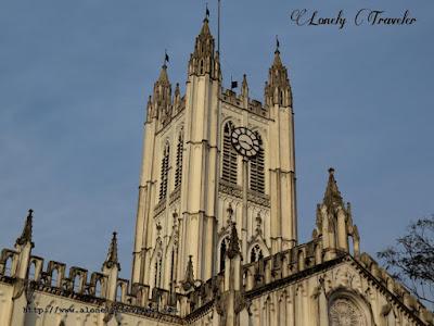 St. Paul's Cathedral - Kolkata