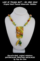 http://popartdiva.blogspot.com/2017/09/an-original-one-of-kind-hand-painted-paper-necklace.html