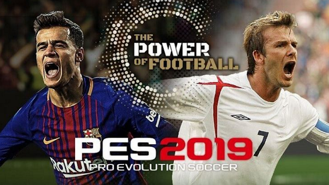 Download PES 2019 Mod Apk + OBB Data For Android