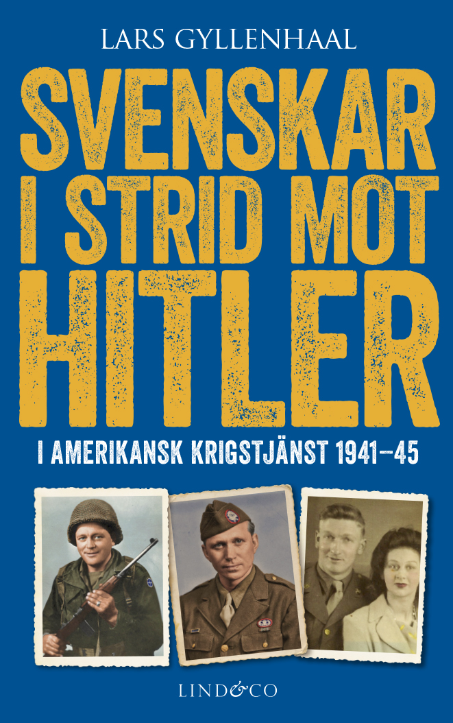 My Latest Book in Swedish