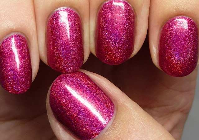 Enchanted Polish Cranberry Cosmo