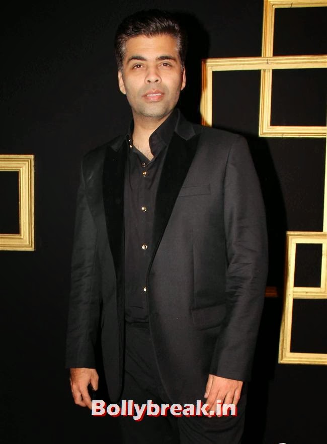 Karan Johar, All Bollywood Celebs at Deepika Padukone Golden Party