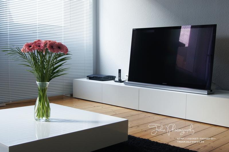 neu im wohnzimmer lamellenjalousien nicest things. Black Bedroom Furniture Sets. Home Design Ideas
