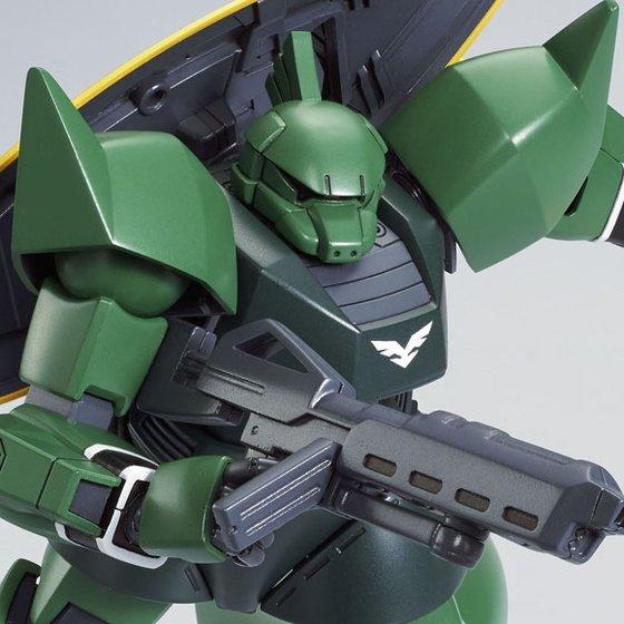 P-Bandai: HGUC 1/144 Gelgoog (Unicorn Ver.)