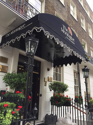 The Montague gardens hotel London