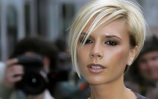 Former Spice Girls Victoria Beckham