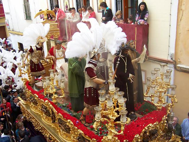 Misterio Ntro. Padre Jesús de la Sentencia - Sevilla