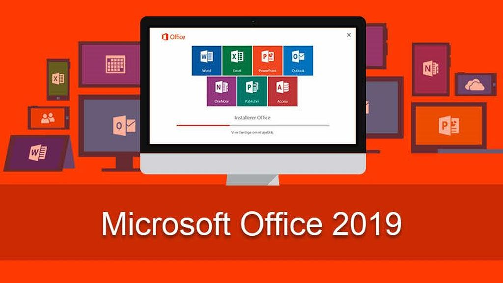 Download phần mềm - Microsoft Office 2019 RTM, Retail Version - MSDN