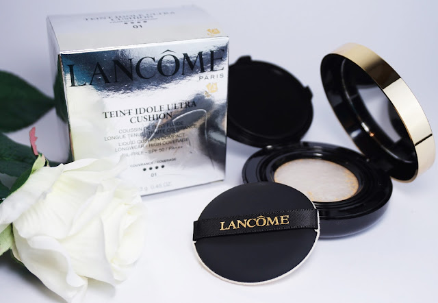 Lancôme - Teint Idole Ultra Cushion (01 Pure Porcelaine)