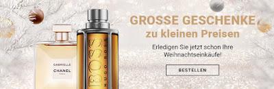 Große Parfüm-Packungen mit extra Rabatt