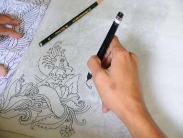 Langkah yang pertama adalah dengan membuat Molani  dikenal dengan membuat  desain batik. Untuk motif batik sendiri sangat banyak dan bermacam-macam. 450fd484ed
