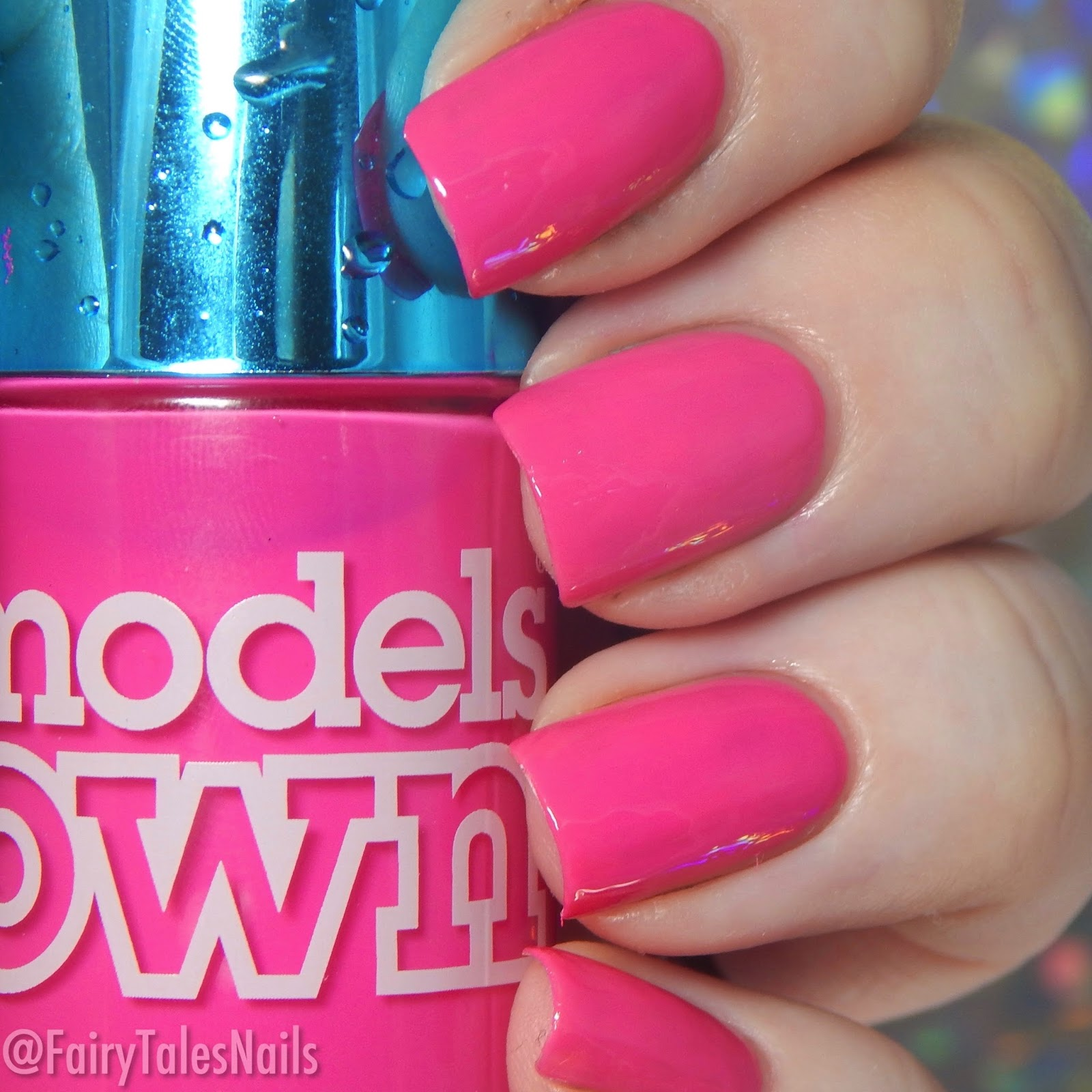 FairyTales Nails: Models Own Aquaproof Collection- Swatch & Review