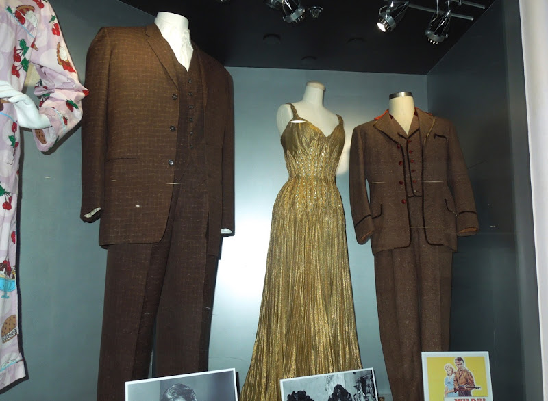 NBC Universal Experience movie costume exhibit