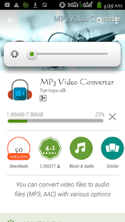 Cara Download Mp3 Di Youtube Lewat HP Android