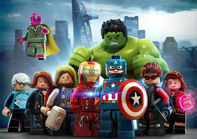 Video Juego Lego Marvels Avengers