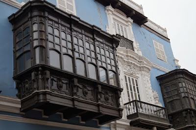 The Oquendo House, Historical Center, Colonial Houses Lima