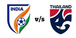 فيديو : الهند يمطر شباك تايلاند برباعية مقابل هدف Thailand VS India