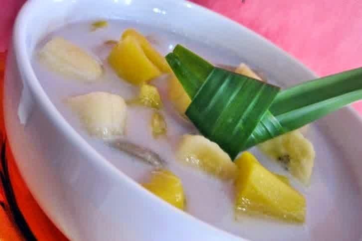 resep cara membuat olahan pisang - pisang kolak enak