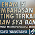 ENAM PEMBAHASAN PENTING TERKAIT BULAN SYA'BAN