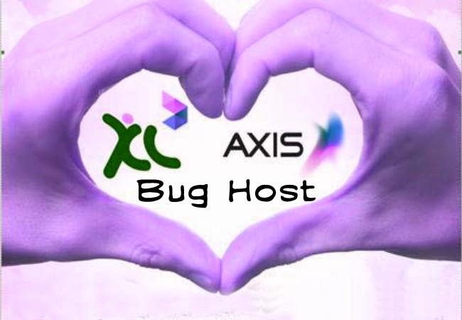 Kumpulan Bug Host/URL Host Kartu Axis Dan XL Terbaru