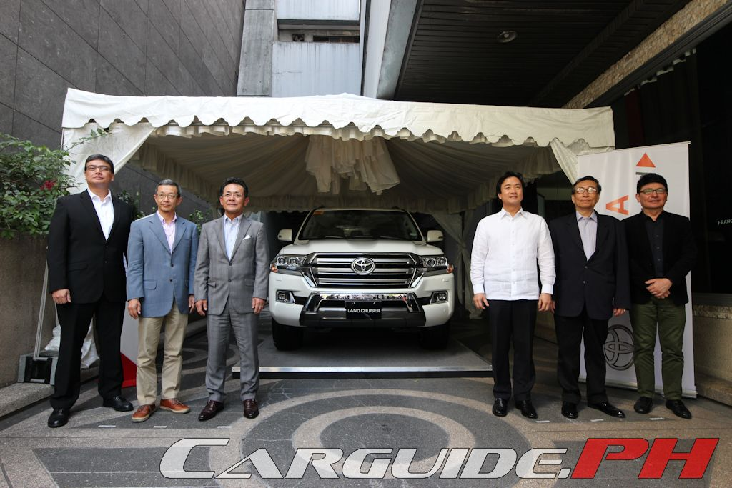 No Other Vehicle Out There Is Synonymous With And Prestige As The Toyota Land Cruiser S Flagship Suv Since 1951 Go Anywhere