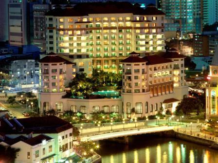 Swissotel Merchant Court Hotel -Siangapore