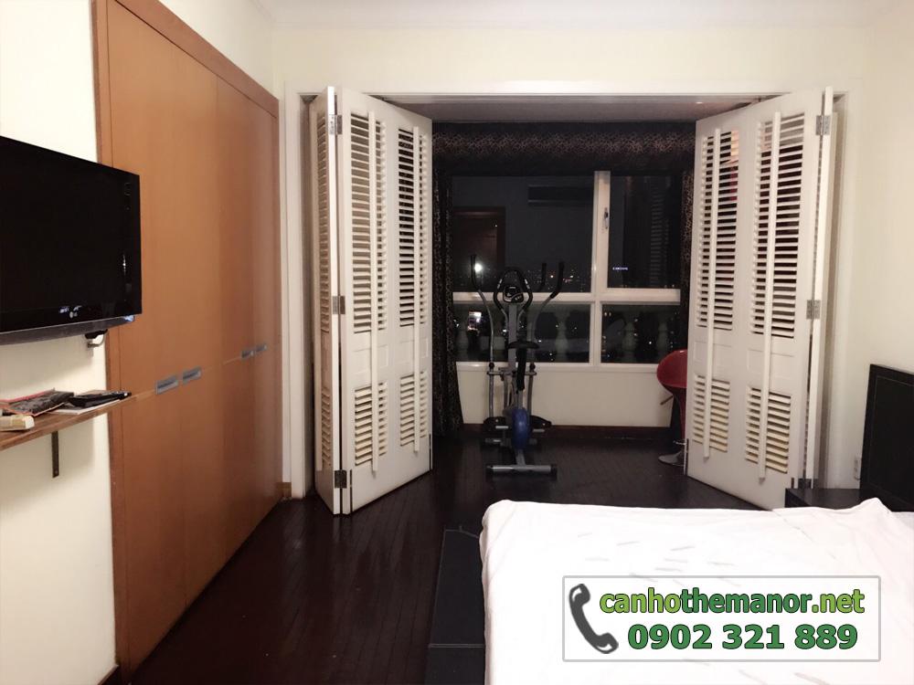 thuê - mua căn hộ 113m2 Block AW - The Manor 1 tầng cao - hình 5