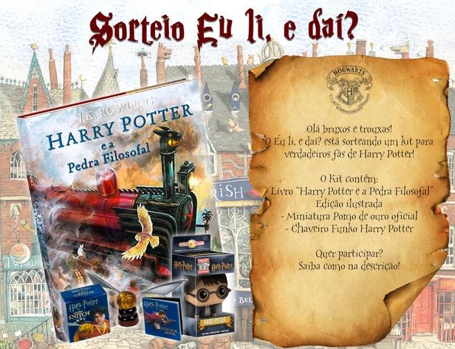Promoção: Kit Harry Potter e a Pedra Filosofal