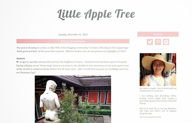 Little Apple Tree Blog