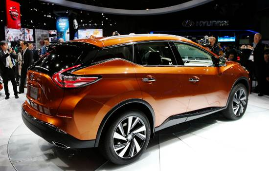 2018 Nissan Murano Reviews