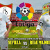 Agen Bola Terpercaya - Prediksi Sevilla vs Real Madrid 27 September 2018