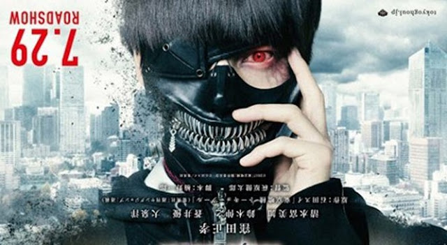 rekomendasi  Live Action Anime Terbaik 2017, dari Fullmetal Alchemist sampai Tokyo Ghoul