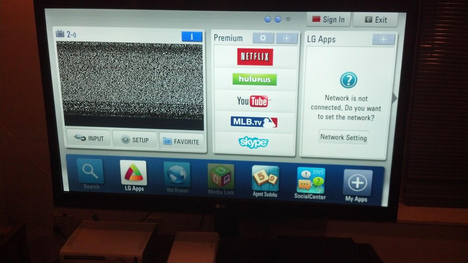 Siliconfish: Lightning strike killed the LG 55LW5700 TV - Fixed it!!!!!