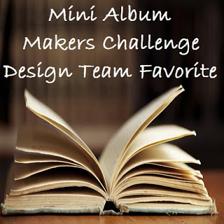 Mini Album Makers Challenge Winner