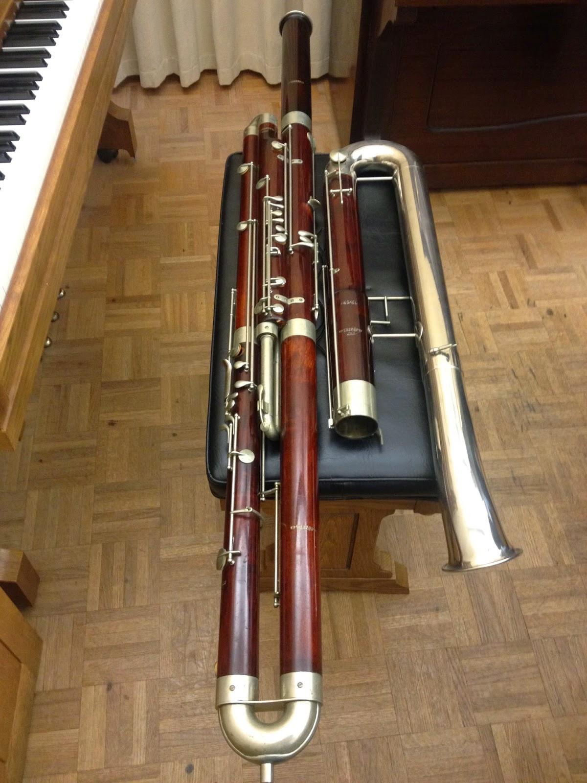 Bassoon Talk Heckel Contra Bassoon And Bassoon For Sale