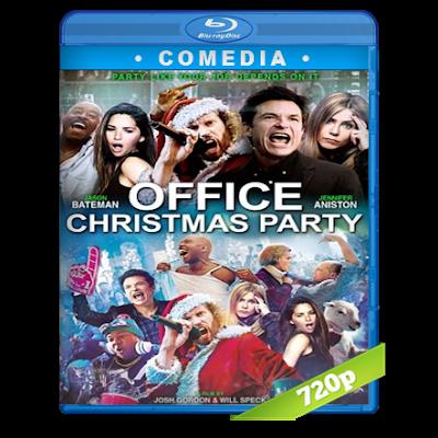 Fiesta De Navidad En La Oficina (2016) BRRip 720p Audio Trial Latino-Castellano-Ingles 5.1