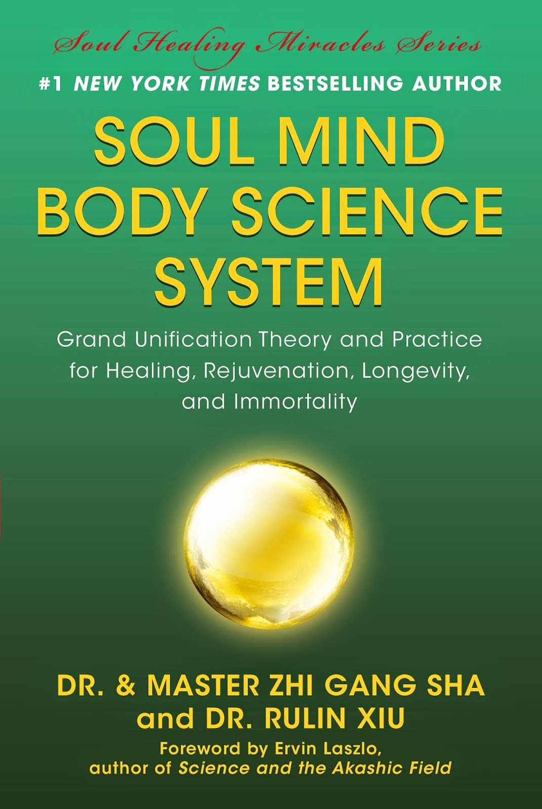 Soul mind body science The Grand Unification Theory-