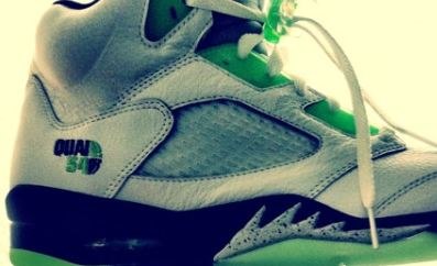 af4da3be0db Who was rocking these Air Jordan V