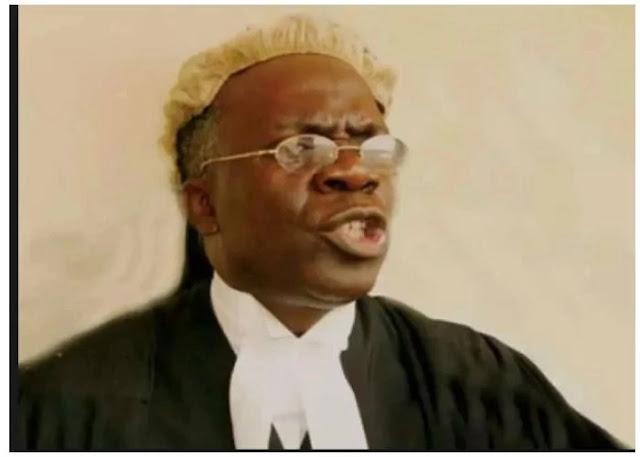 Human rights lawyer, Mr. Femi Falana